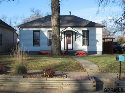 Plattsmouth Single Family Home New: 614 5th Avenue
