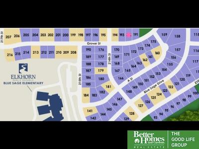 Elkhorn Residential Lots & Land For Sale: 21324 Grover Street