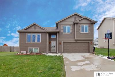 Papillion Single Family Home New: 6629 Elm Hurst Drive