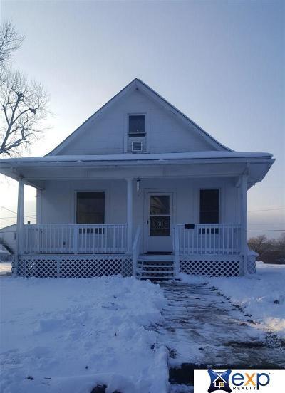 Omaha Single Family Home New: 2036 Florence Boulevard