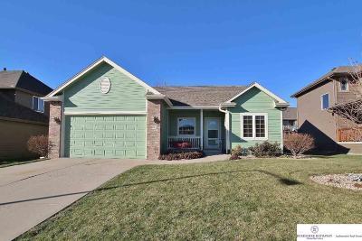 Omaha Single Family Home New: 4324 N 174 Avenue