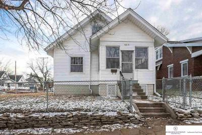 Single Family Home New: 603 Dorcas Street