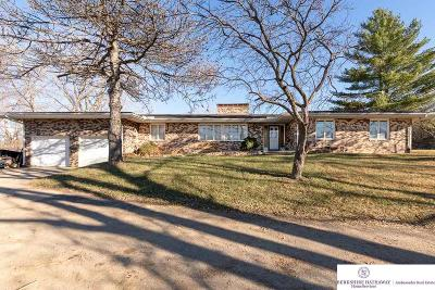 Omaha Single Family Home For Sale: 14727 Calhoun Road