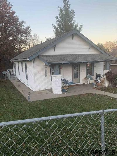 Plattsmouth Single Family Home For Sale: 1204 1st Avenue