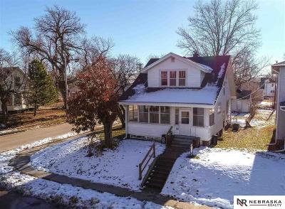 Omaha Single Family Home For Sale: 2553 Ellison Avenue