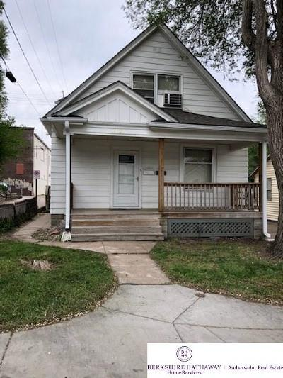 Omaha Multi Family Home For Sale: 1103 S 22 Street