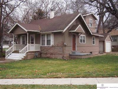 Omaha Single Family Home For Sale: 4927 Sigwart Avenue