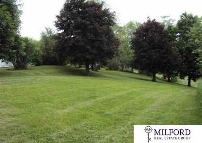 Plattsmouth Residential Lots & Land For Sale: 502 15th Avenue