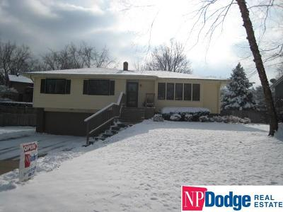Omaha Single Family Home For Sale: 12311 Westover Road