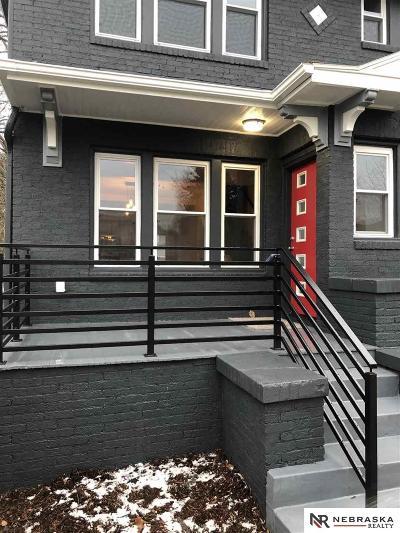 Omaha Single Family Home For Sale: 4633 Douglas Street