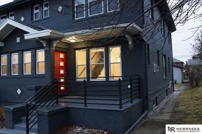 Omaha Single Family Home For Sale: 4635 Douglas Street