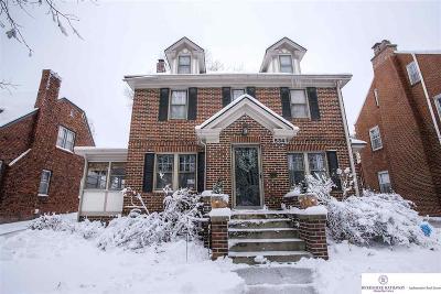 Omaha Single Family Home For Sale: 534 S 51 Avenue
