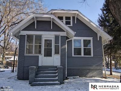 Omaha Single Family Home For Sale: 1901 NW Radial Highway