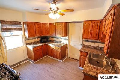 Omaha NE Single Family Home New: $82,500