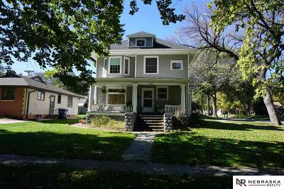 Saunders County Single Family Home For Sale: 857 N Linden Street