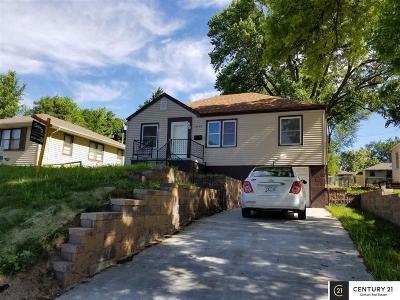 Omaha NE Single Family Home New: $115,000
