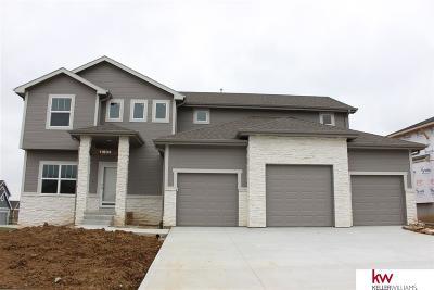 Bennington Single Family Home For Sale: 17005 Rachel Snowden Parkway