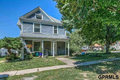 Saunders County Single Family Home For Sale: 459 N Sycamore Street