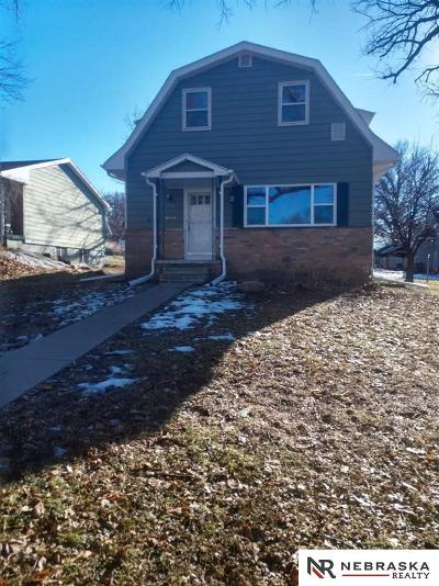 Saunders County Single Family Home For Sale: 429 E 11th Street