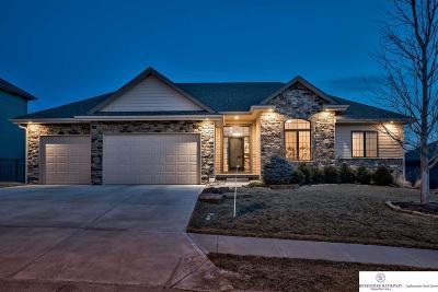 Omaha Single Family Home For Sale: 17669 Burdette Street