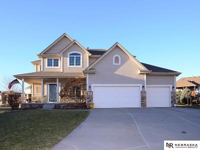Papillion Single Family Home For Sale: 8109 Reed Circle
