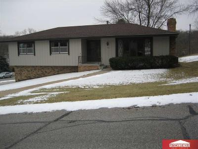 Council Bluffs Single Family Home For Sale: 72 Bellevue Drive