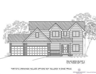 Bennington Single Family Home New: 16911 Potter Street