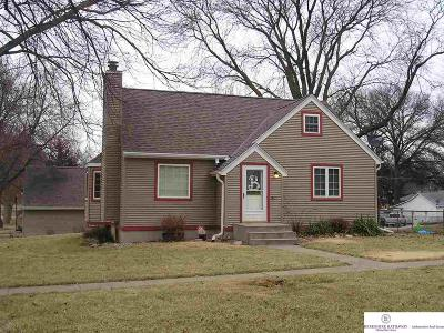 Saunders County Single Family Home For Sale: 510 E 11 Street