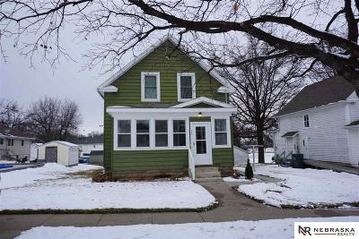 Saunders County Single Family Home For Sale: 430 E 3rd Street