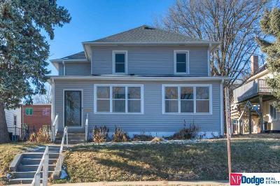 Omaha Single Family Home For Sale: 2802 N 60th Street