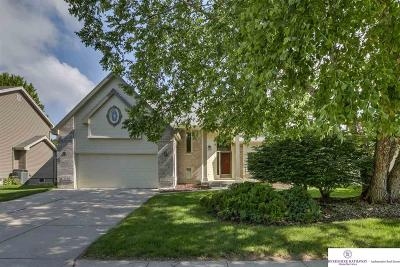 Papillion Single Family Home For Sale: 1110 Hickory Hill Road
