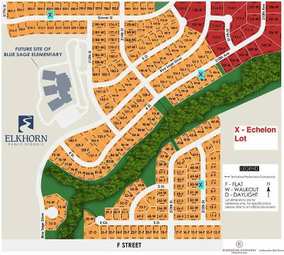 Elkhorn Residential Lots & Land For Sale: 3828 S 212th Street