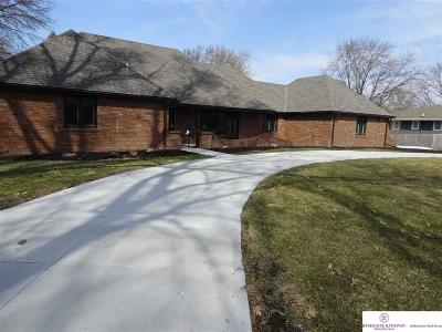 Omaha Single Family Home For Sale: 1630 S 109th Street