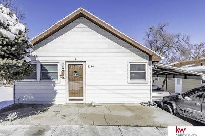 Omaha Single Family Home New: 3240 Polk Street