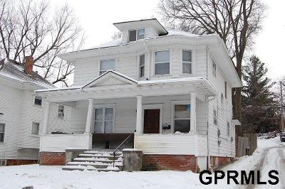 Omaha Rental For Rent: 3411 Burt Street
