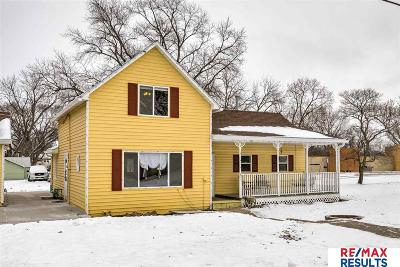 Fort Calhoun Single Family Home For Sale: 211 N 11 Street
