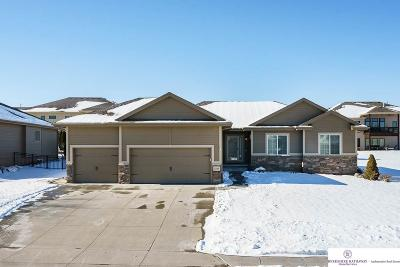 Papillion Single Family Home For Sale: 12568 S 82 Street