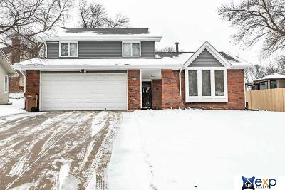 Sarpy County Single Family Home New: 13004 Courtney Drive