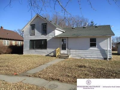 Single Family Home For Sale: 509 S 12 Street