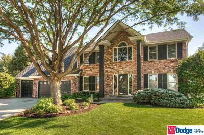 Papillion Single Family Home For Sale: 1107 Wicklow Road