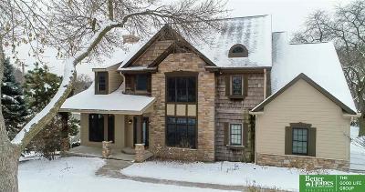 Omaha Single Family Home For Sale: 6755 Burt Street