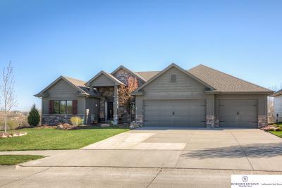 Omaha Single Family Home For Sale: 18522 Indiana Street