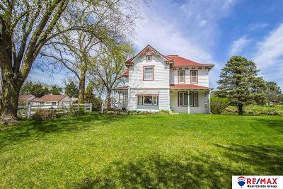 Bennington Single Family Home For Sale: 17202 Dutch Hall Road