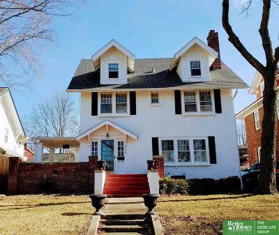 Omaha Single Family Home For Sale: 111 S 52nd Street