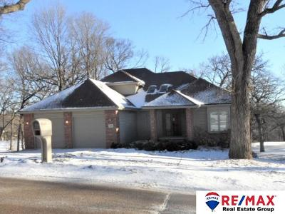Plattsmouth Single Family Home For Sale: 3608 Fairway Drive