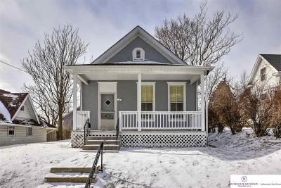 Omaha Single Family Home For Sale: 1208 N 29th Street