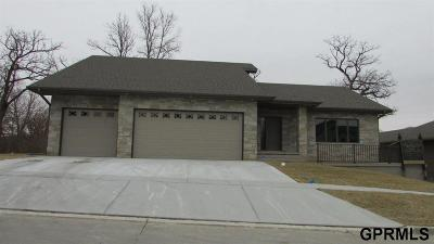 Council Bluffs Single Family Home For Sale: 311 Oak Rdge View