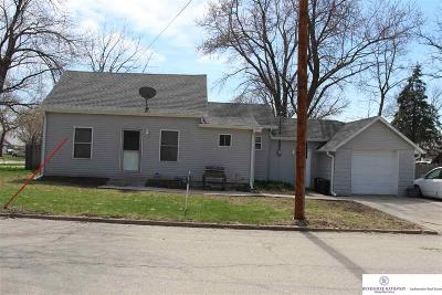 Missouri Valley Single Family Home For Sale: 421 N West Street