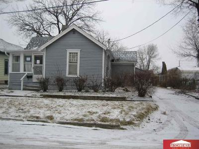 Council Bluffs Single Family Home For Sale: 237 15 Avenue
