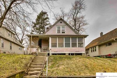 Omaha NE Single Family Home New: $75,000